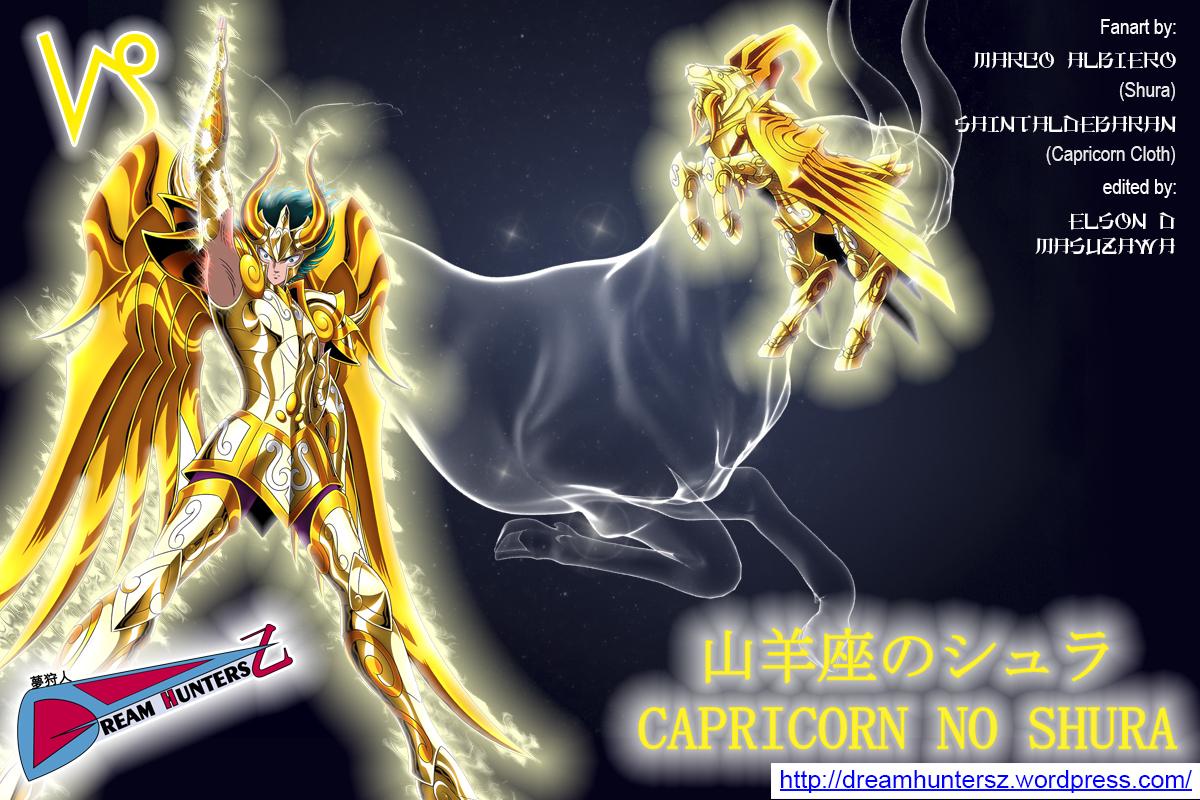Capricorn no Shura - God Cloth